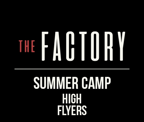 Summer Camp - HighFlyers 1 Day