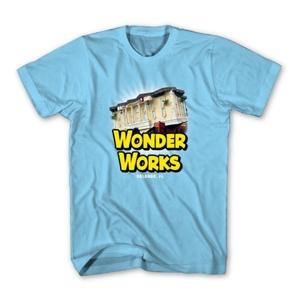WonderWorks Building T-Shirt 2XL