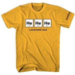 Laughing Gas T-Shirt Large