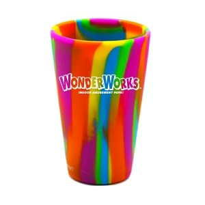 WonderWorks Tie-Dye Silipint Tumbler