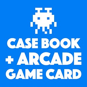WonderWorks Case Book + Arcade Game Card