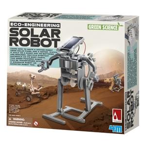 Eco-Engineering Solar Robot