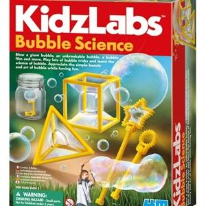 KidzLabz Bubble Science
