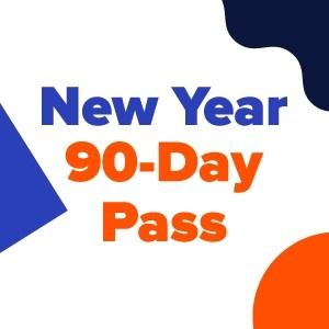 90 Day Pass - 2021