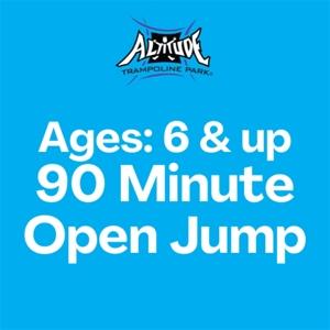 90 Min. Open Jump