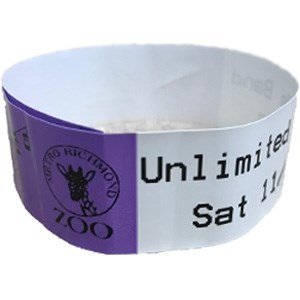 Unlimited Ride Wristband