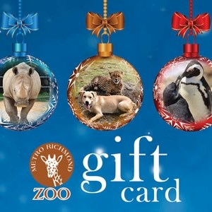 $25 MRZ Gift Card