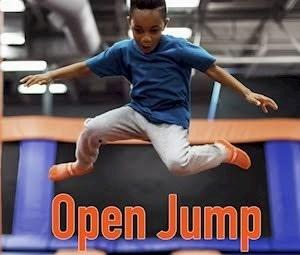 Sky Zone Open Jump