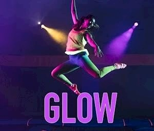 Jump and Glow Party