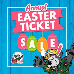 Annual Easter Ticket Sale