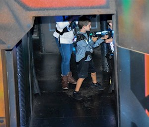 Lazer Tag Party