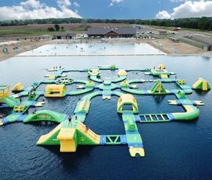 Adventure Island Water Course