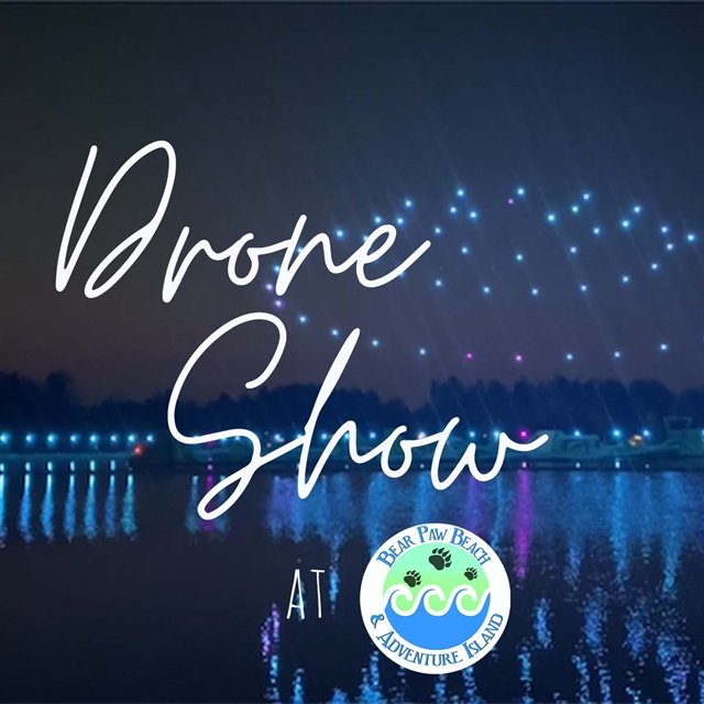 Northern Lights Drone Show
