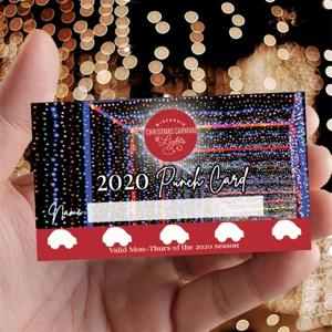Christmas Light Show 5 Pack