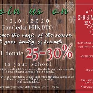 Cedar Hills PTO