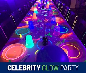 Celebrity Glow Party Winter