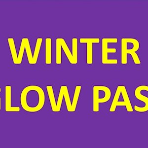 Winter GLOW Pass