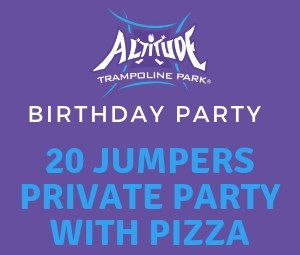 20 - Private Pizza Party