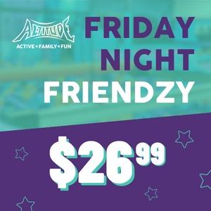 Friday Night Friendzy