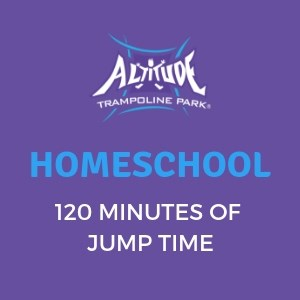 Home School 120 Min. Open Jump