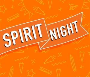 Bishop Leibold Spirit Night