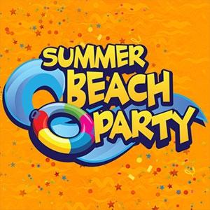 Summer Beach Birthday Party