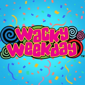 Online Wacky Weekday™ Party