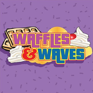 Waffles & Waves Birthday Party