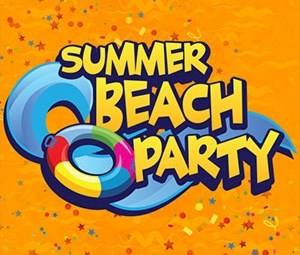 Summer Beach Birthday Party