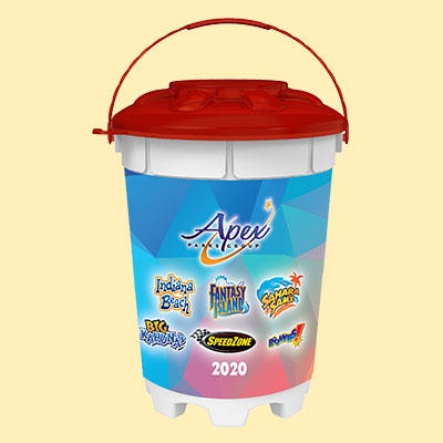 Online All Season Bucket 2020