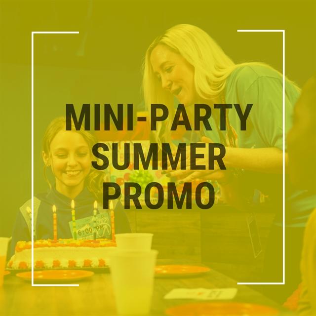 Mini-Party Summer Promo