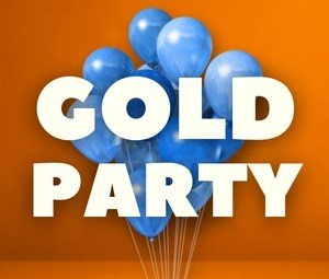 Gold Party Package