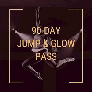 90-Day Jump&Glow Pass