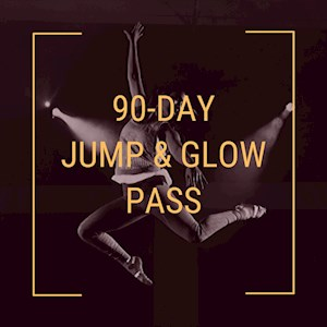 90-Day Jump&Glow Pass