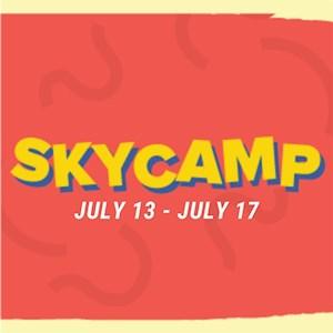 Sky Camp July 13-July 17