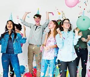 Deluxe Kids Birthday Party