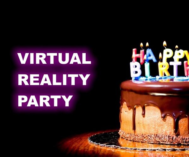 Virtual Reality Party Package
