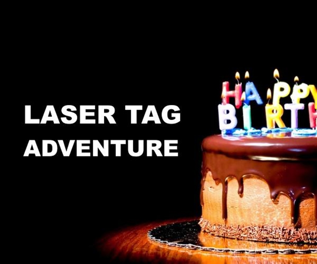 Laser Tag Package