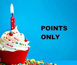 Points Only Party Package