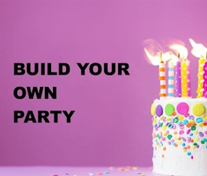 Build Your Own Party Package