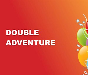 Double Adventure Party Package