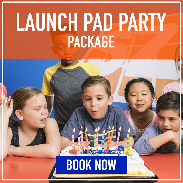 Launch Pad Party  Package