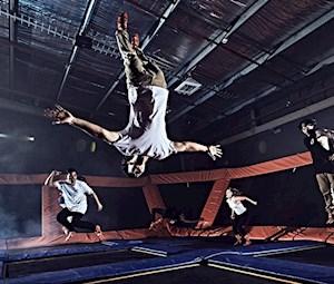 San Diego Open Jump