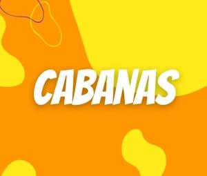 Cabanas 05/19 - 09/08/2019