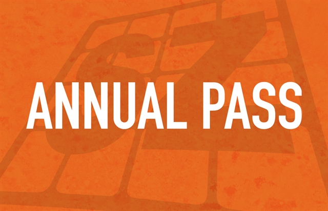 2021 Annual Pass 60 min