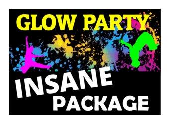 Insane Glow Party