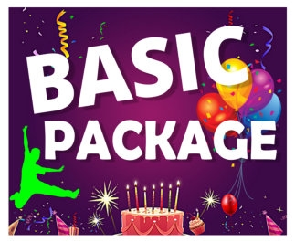 Basic Party Package