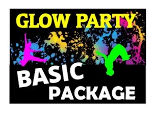 Basic Glow Party Package