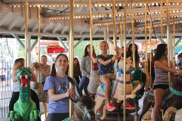Group Discount: Classic Rides