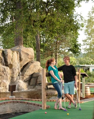 Group Discount: Mini Golf